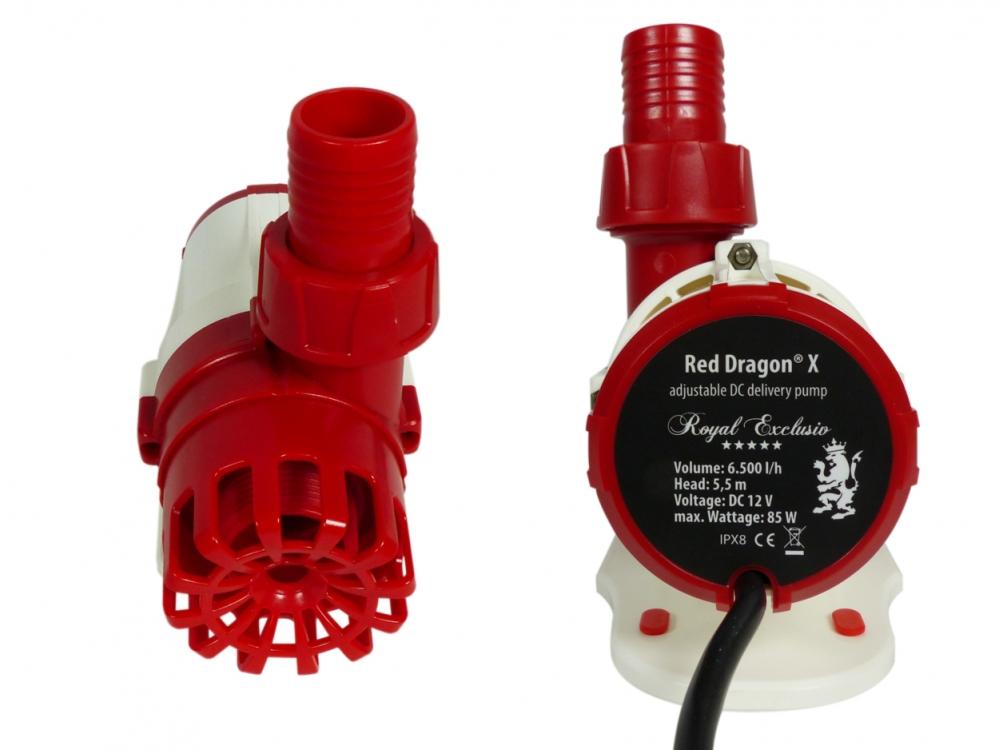 Royal Exclusiv Red Dragon® X 85 Watt / 6,5m³