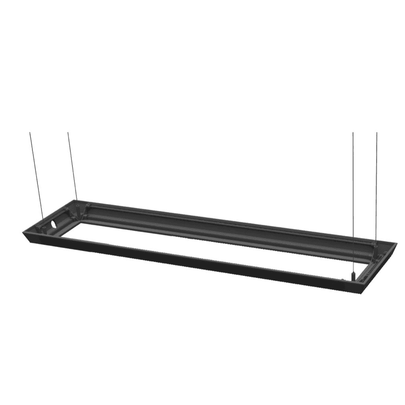 Red Sea ReefLED 90 Hängesystem für 155-180cm für Aquarien Schwarz