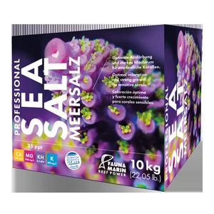 Fauna Marin Meersalz - Professional Sea Salt 10 kg