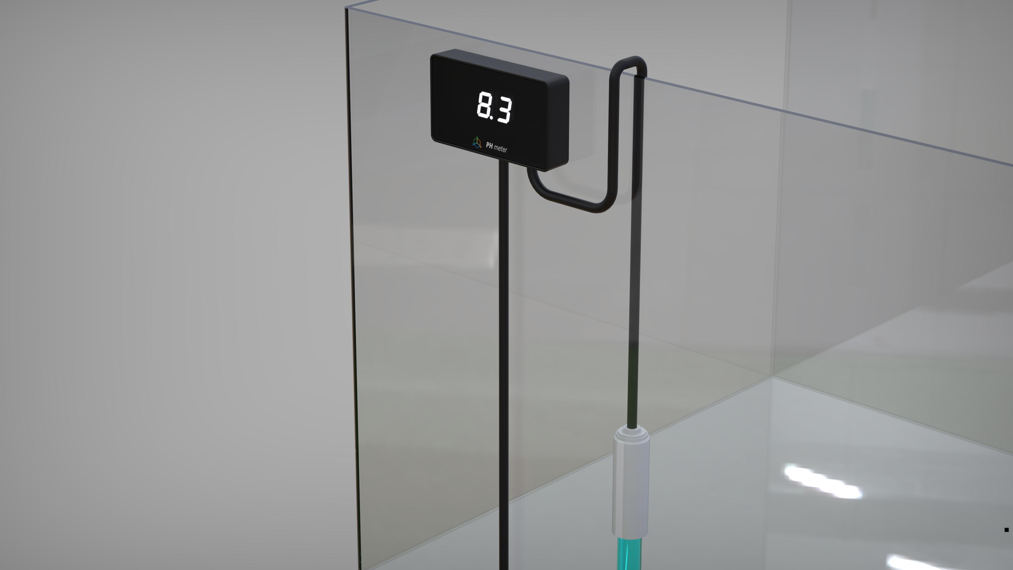 Reef Factory pH-Meter