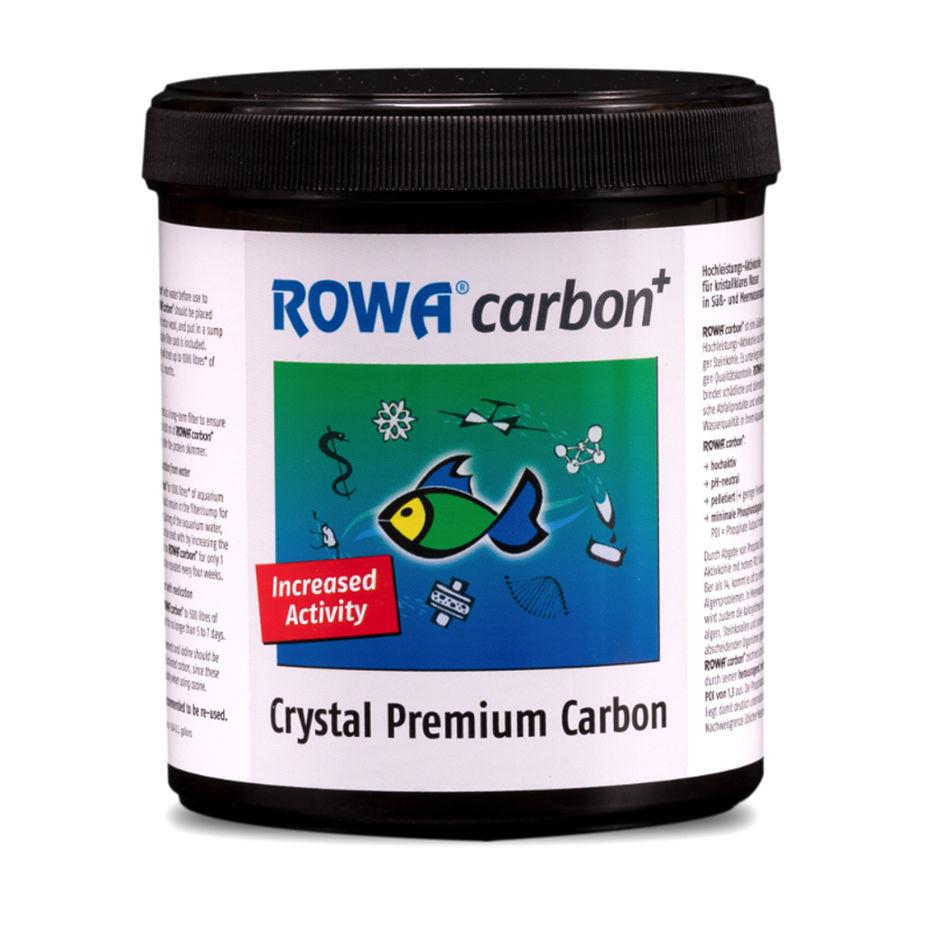 ROWAcarbon - pelletierte Aktivkohle  450g Dose