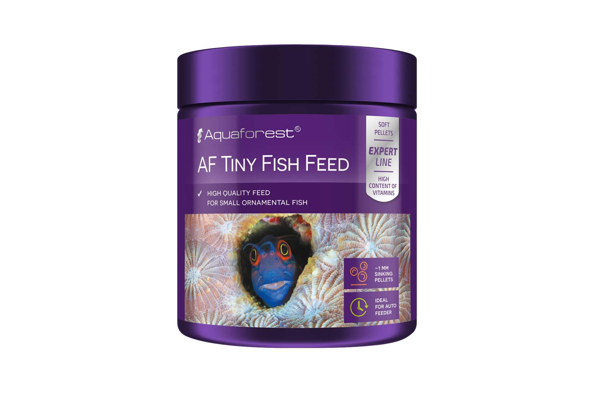 Aquaforest AF Tiny Fish Feed 120 gr.
