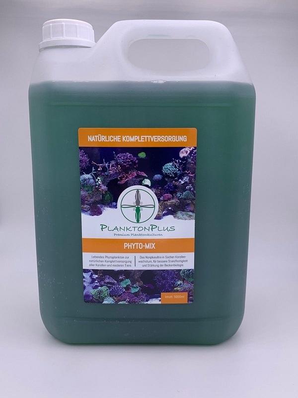 PlanktonPlus Phyto-Konzentrat 5000 ml Kanister