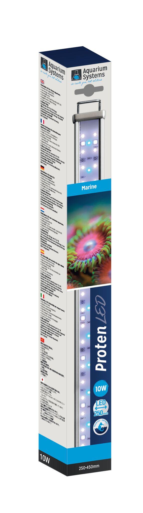Aquarium Systems Proten LED bar marine  250 - 450mm 10W