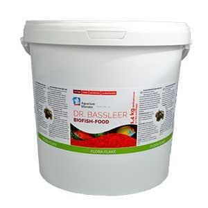 Dr. Bassleer Biofish-Food, FLORA FLAKE, Inhalt: 1,4kg