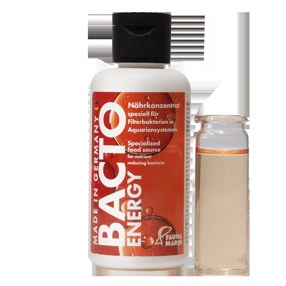 Fauna Marin Bacto Energy 100 ml
