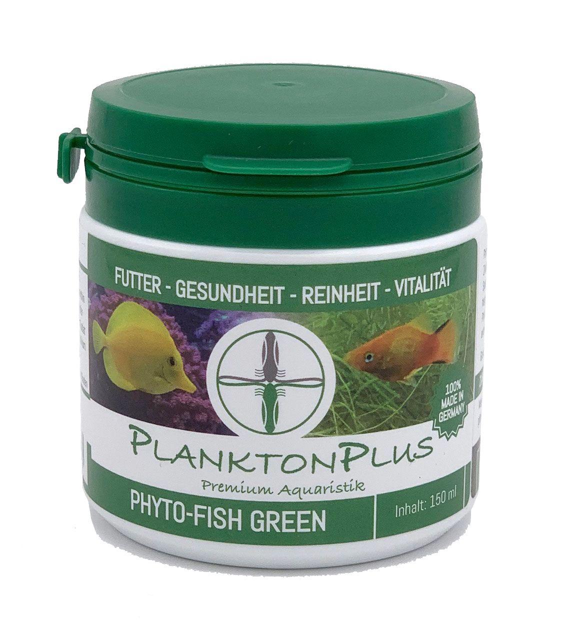 PlanktonPlus Phyto-Fish Green L 750 ml