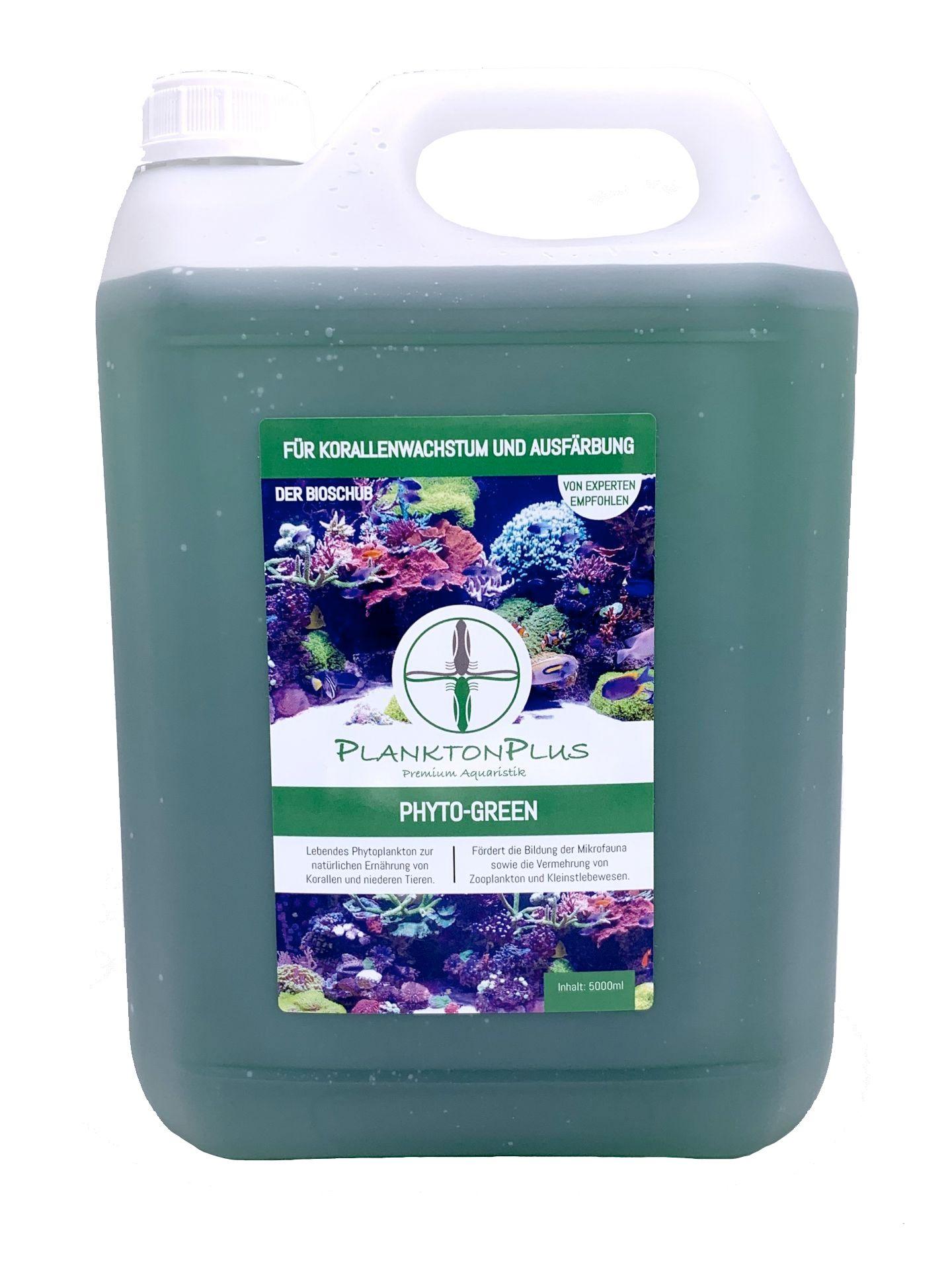 PlanktonPlus Phyto-Green 5000 ml Kanister