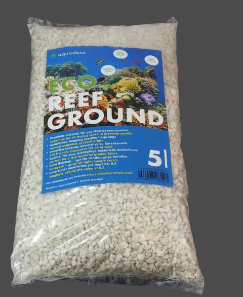 Aquadeco JURASSIC Reef-Ground, 4-6 mm, 5 kg im Beutel