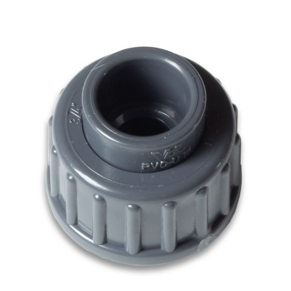 PVC-Fittings zoellisch für Flow-Sensor 5000l/h
