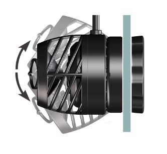 Giesemann OCTO pulSe OP-2 regelbare DC Strömungspumpe