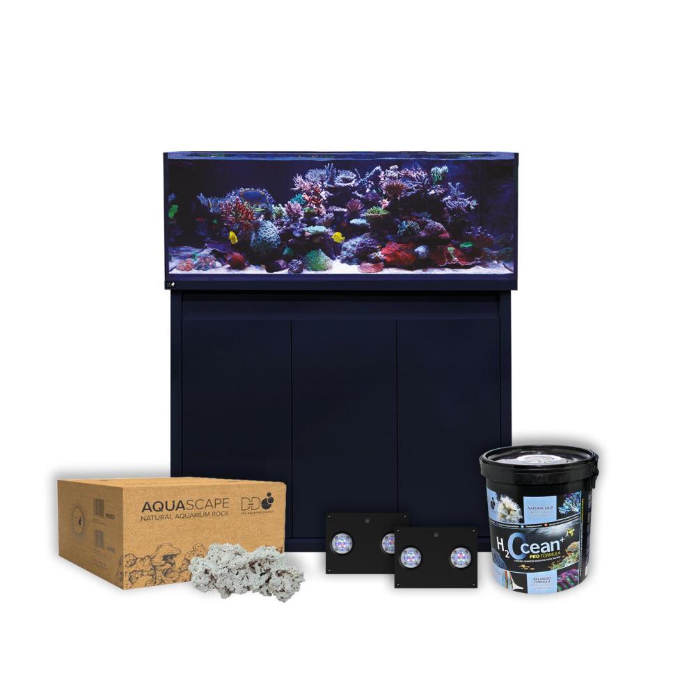 D-D Reef-Pro D-LUX 1200 (Hochglanzschwarz)