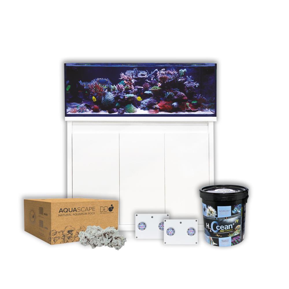 D-D Reef-Pro D-LUX 1200 (Hochglanzweiß)