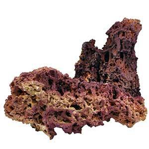 AQUADECOR Jurassic Reef-Rock L ca. 25 kg lila