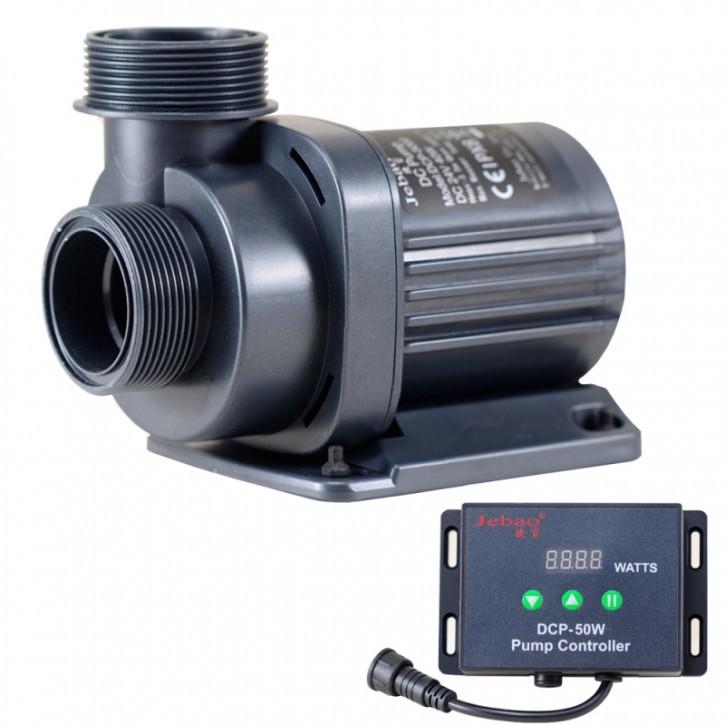 Jebao DCP 6500 Eco regelbare Förderpumpe mit Controller