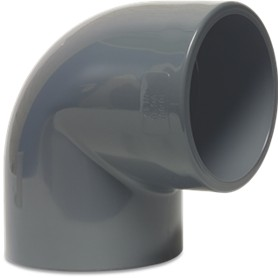 PVC - VDL Winkel 90° d16 mm - PN16 - PVC-U