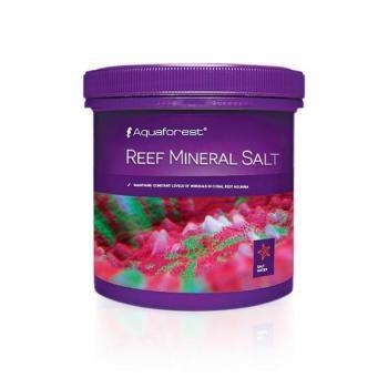 Aquaforest Reef Mineral Salt 800 g im Beutel