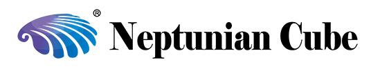 Neptunian Cube Aquarium