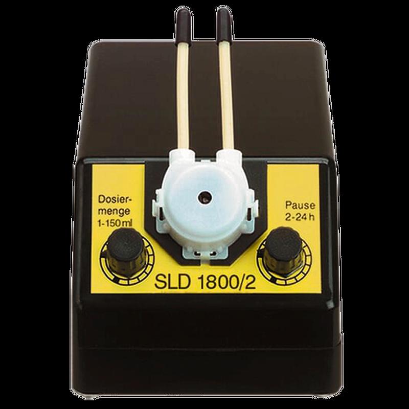 GroTech SLD 1800 - Mikroprozessorgesteuerte Dosierpumpe