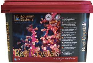 Aquarium Systems Reef Crystals Meersalz, 4 kg / 110 L