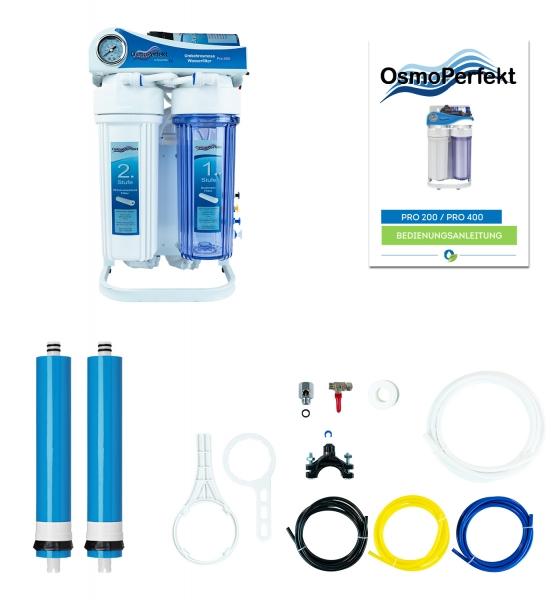 OsmoPerfekt Pro 400 Profi / 1500 Ltr. ( Osmoseanlage )