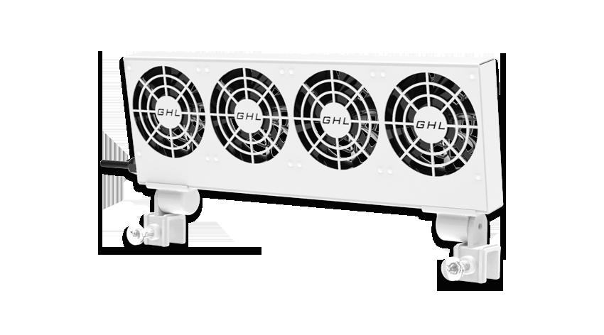 GHL PropellerBreeze 3 4 Lüfter Weiß