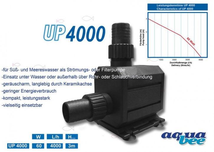 Aquabee UP 4000 Universalpumpe