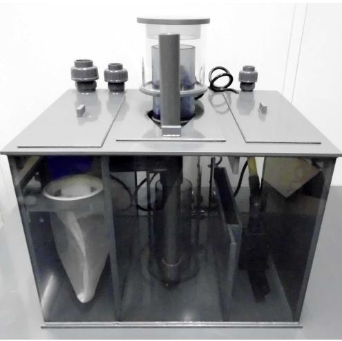 H & S - Unterschrankfilter Compact-F-110-F2000