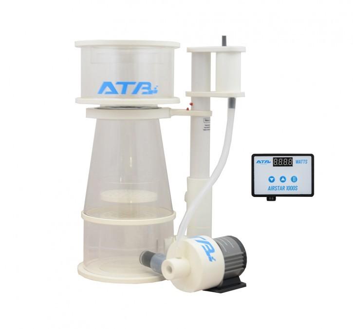 ATB Nano Size mit Airstar 1000 S (24V) Weiß
