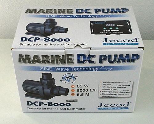 Jecod/Jebao DCP-8.000 Förderpumpe inkl. Controller