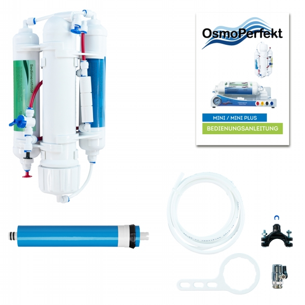 OsmoPerfekt MINI 190 Ltrl. ( Osmoseanlage )