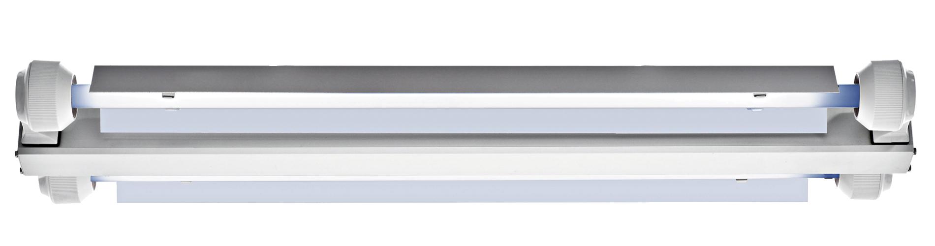 Giesemann RAZOR T5 Leuchtbalken inkl. Reflektor 2 x 39 W