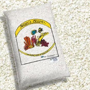 Nature's Ocean Aragonite Sand 1,2 - 1,7 mm, 9.07 kg