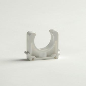 PVC  VDL weiß Rohrklemme d20 mm