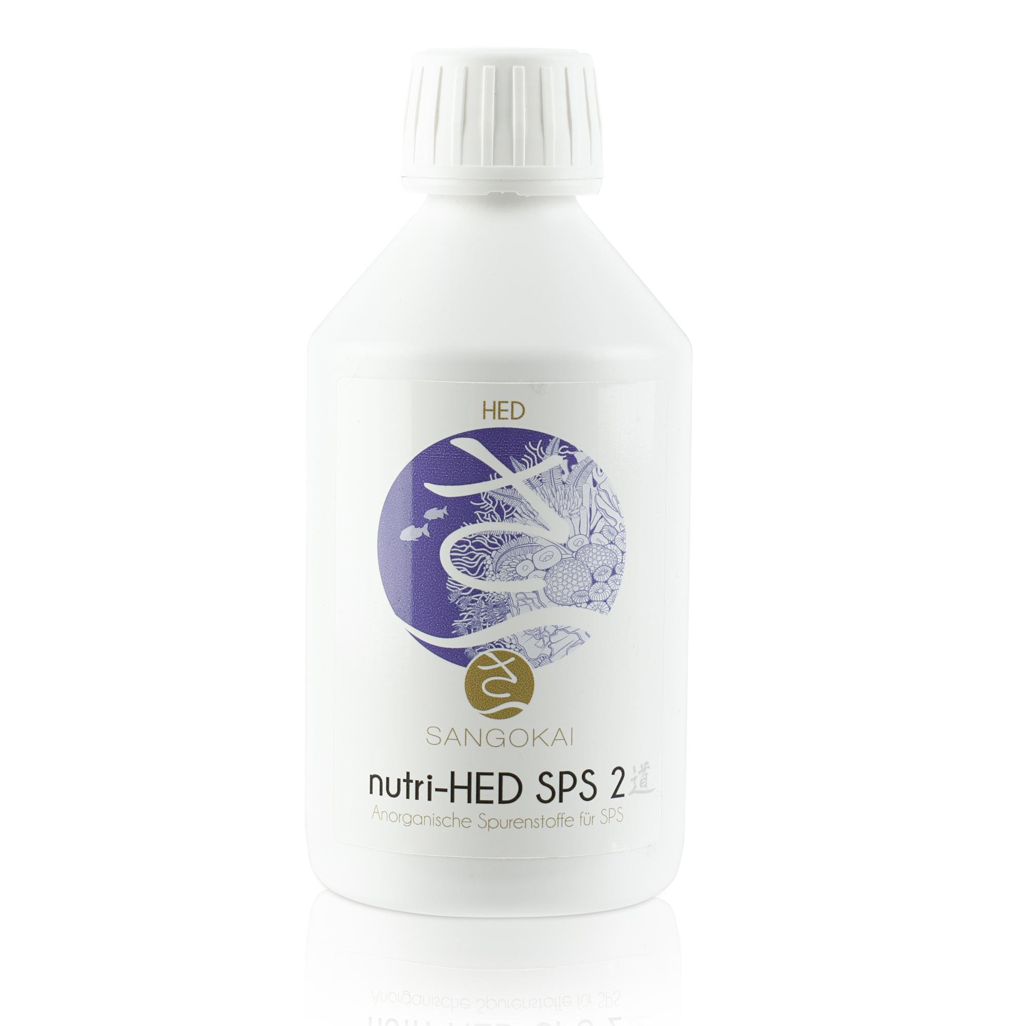 Sangokai Sango Nutri-HED 2 partikuläre Nährstoffe 250ml