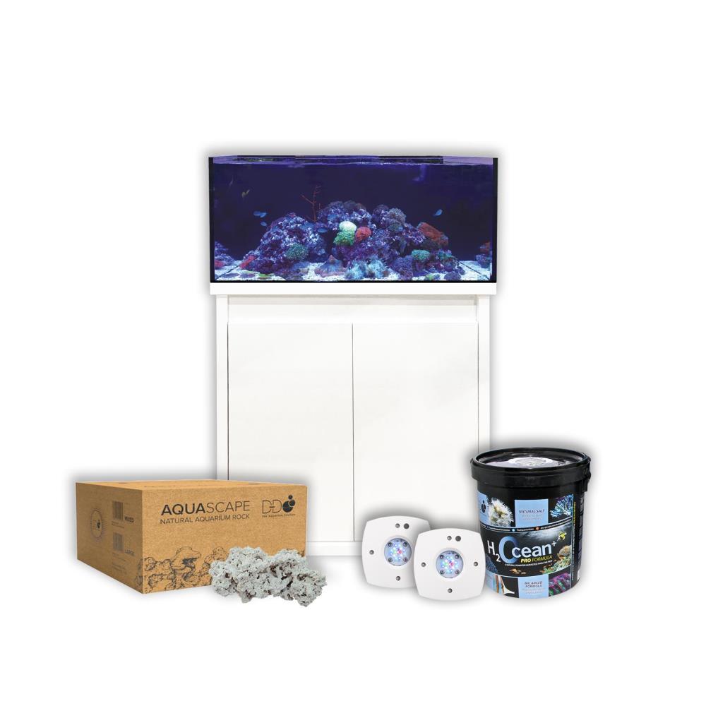 D-D Reef-Pro 900 D-LUX (Hochglanz-Weiß)