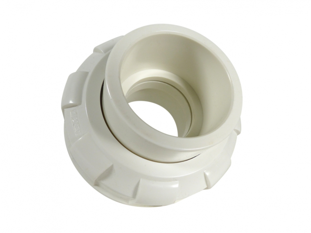 Royal Exclusiv Verschraubung komplett Ø 25 mm weiß