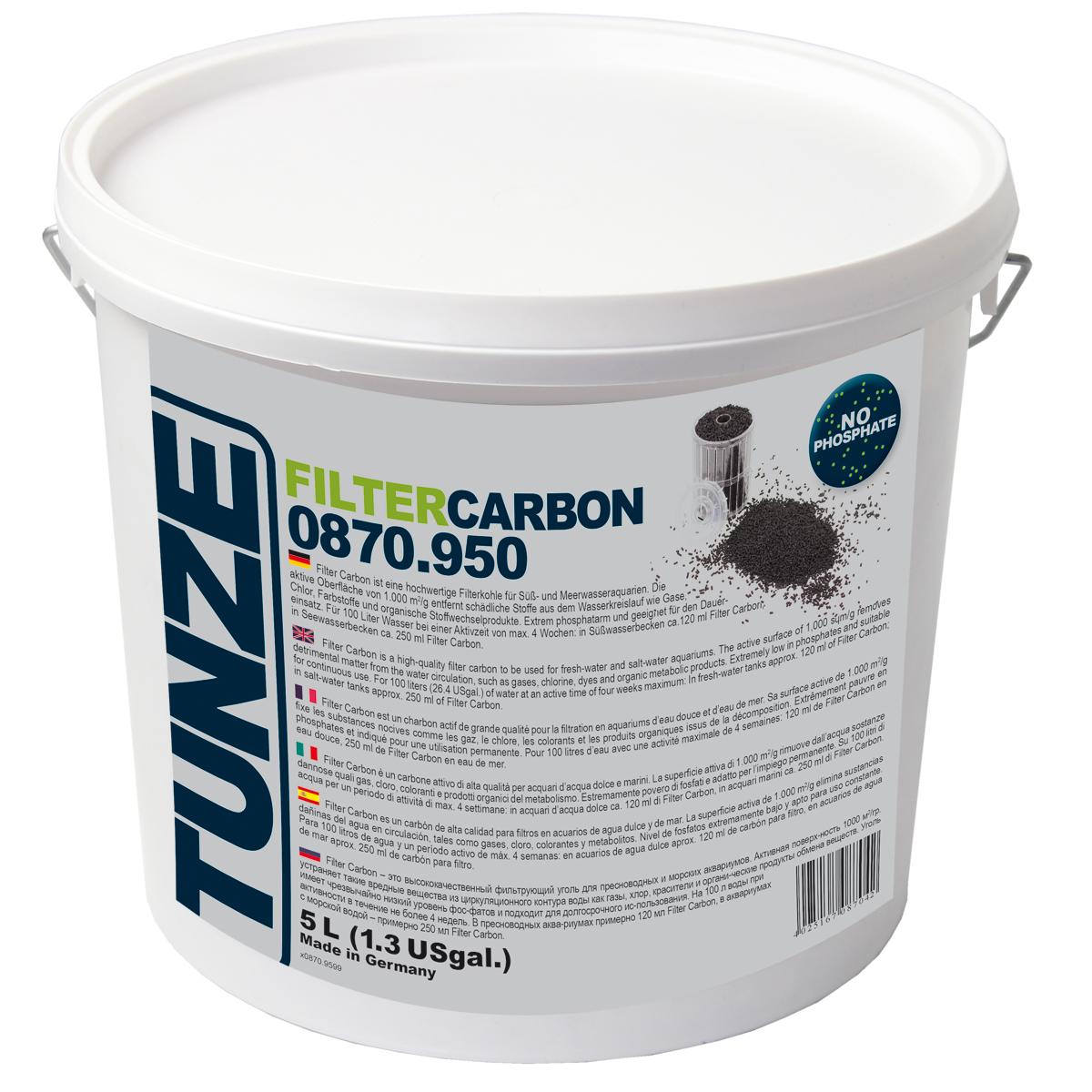 Tunze  Filter Carbon  5 Liter
