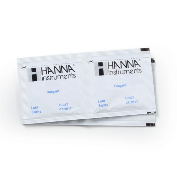 Hanna HI764-25 Reagenzien für HI764 Checker HC®, Nitrit ultra-niedrig, Meerwasser, 25 Tests