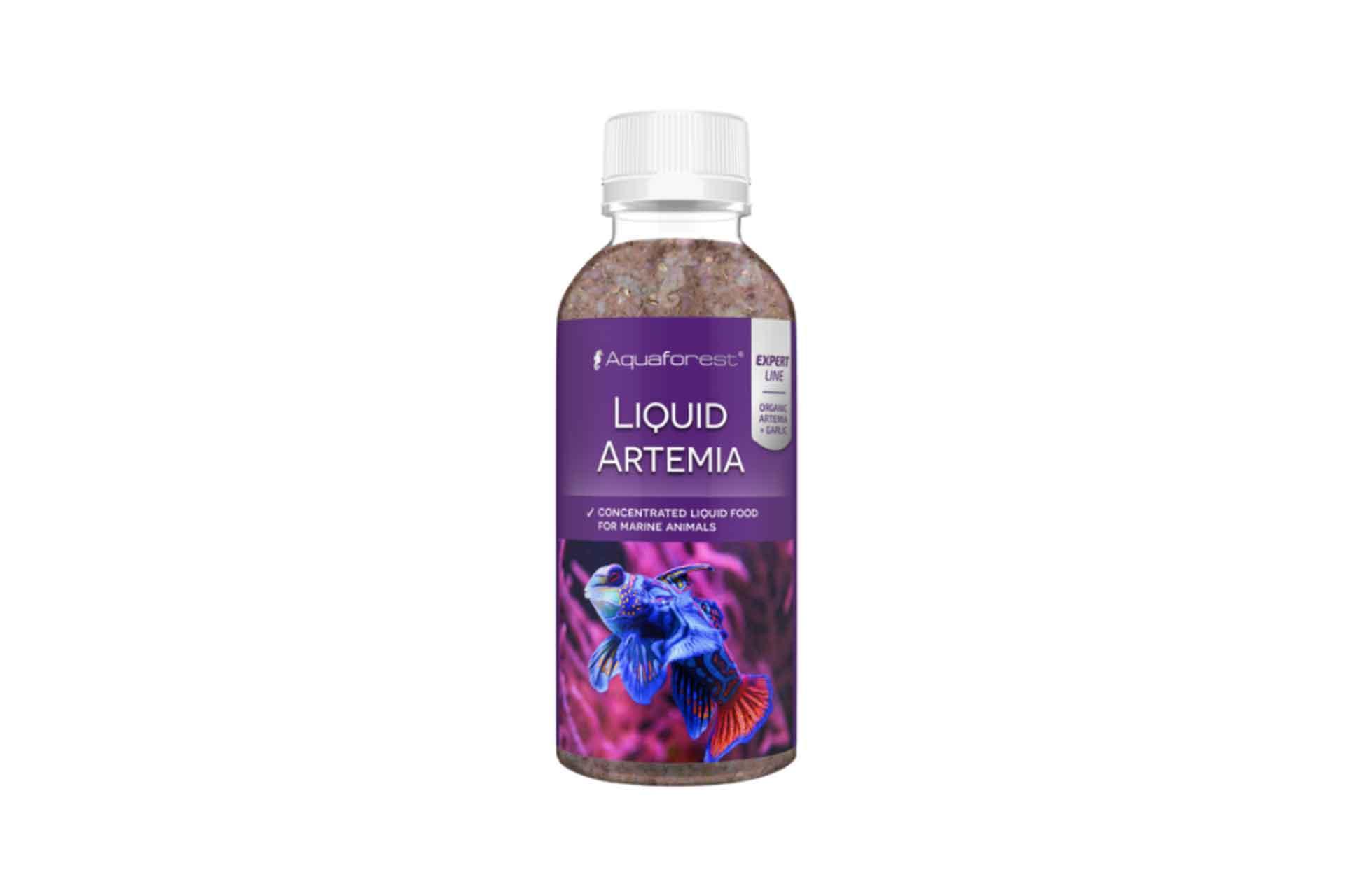 Aquaforest Liquid Artemia 200 ml