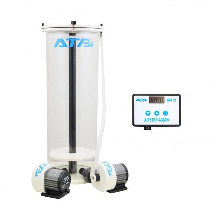 ATB Automatik Zeolith Filter Super Size weiß