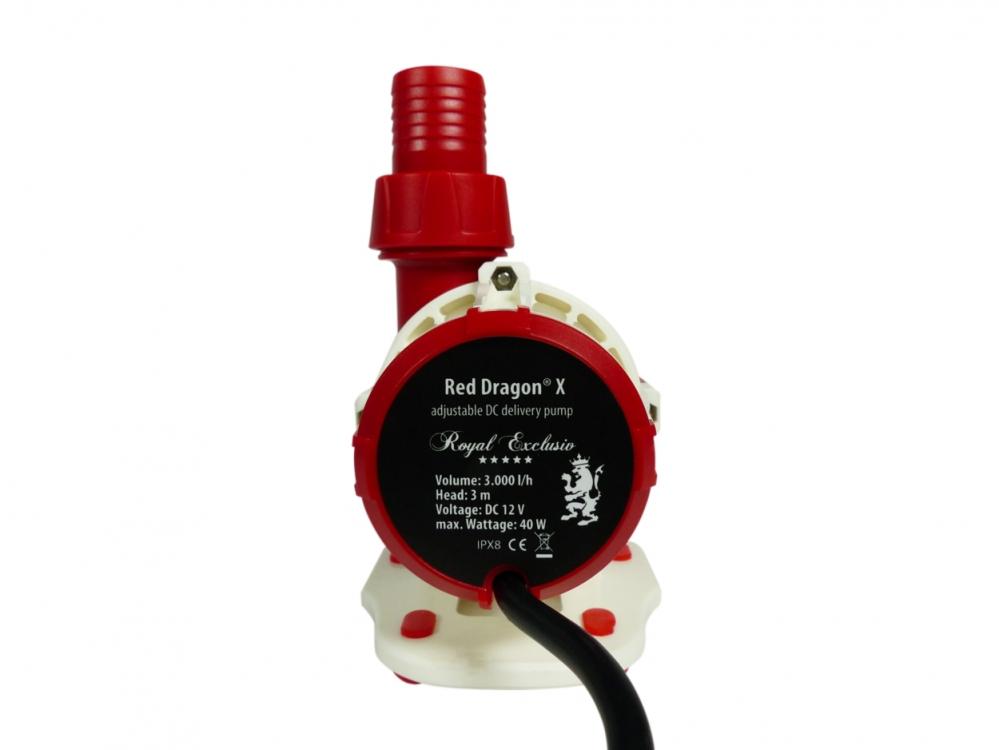 Royal Exclusiv Red Dragon® X 40 Watt / 3m³