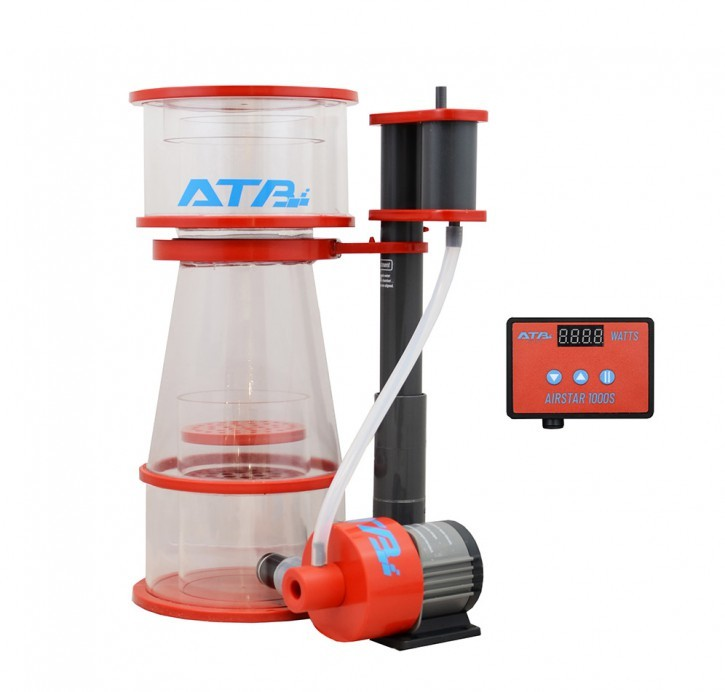 ATB Nano Size mit Airstar 1000 S (24V) Rot