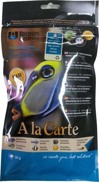 """Aquarium Systems A la Carte """"Mixed Flakes Mini"""" 30 g"""