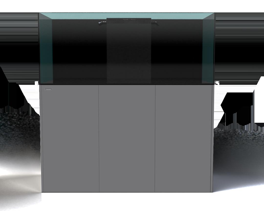 Aquaforest OCEANGUARD 790- Meerwasserkombination - 790 Liter Dark Grey Palettenversand