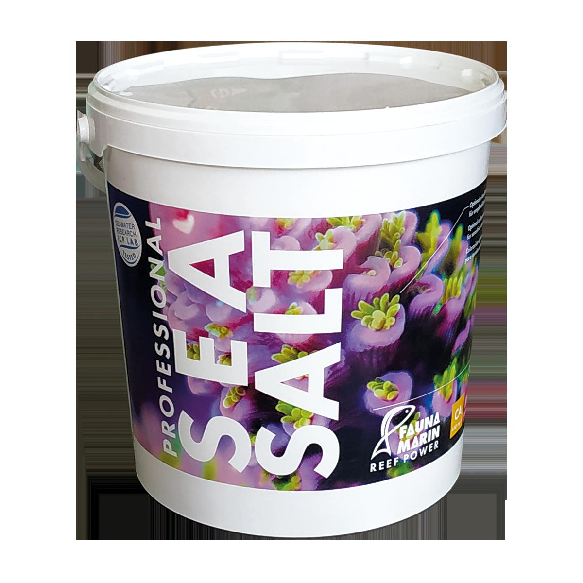 Fauna Marin Meersalz - Professional Sea Salt 25 kg