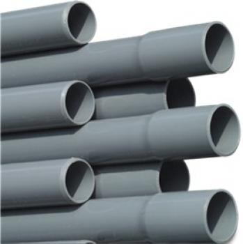 PVC Druckrohr d=12 mm - 1 Meter