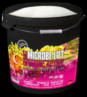 Microbe-Lift Organic Active Salz 10kg Eimer