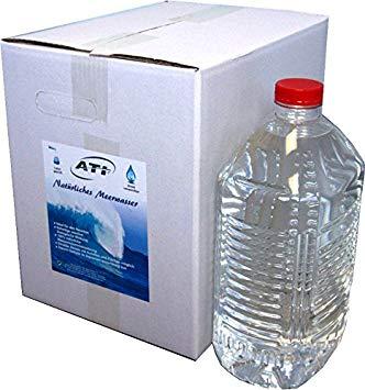 ATI Natürliches Meerwasser 20 Liter (Inhalt: 2 Karnister a 10 l)