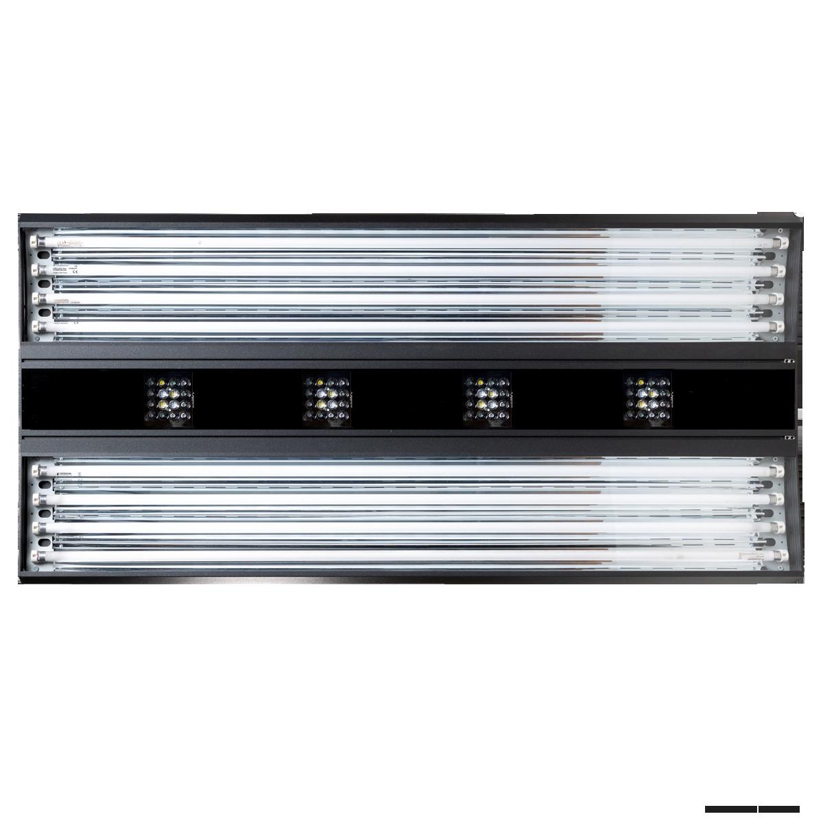 Giesemann Aurora V8 Beleuchtung  1500mm Polarweiß Palettenversand